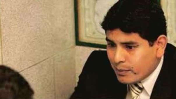El exfiscal y abogado peruano Víctor Joel Salas