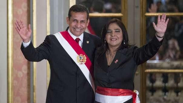 Ana Jara fue ministra durante el gobierno de Ollanta Humala.
