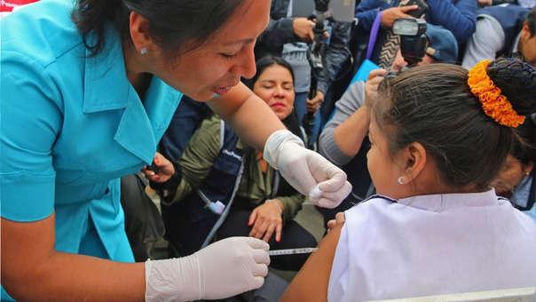 Vacunación contra el Sarampión, Rubeola y Polio