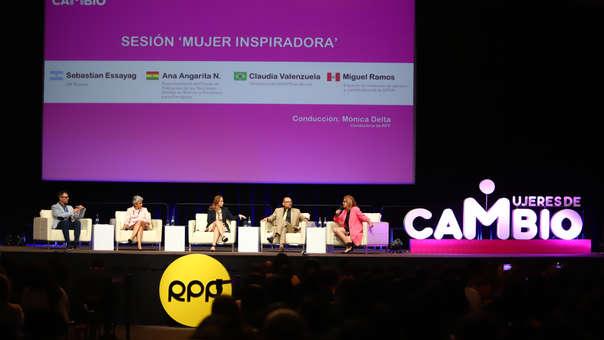 II Foro Mujeres de Cambio: un espacio que promueve la igualdad de oportunidades