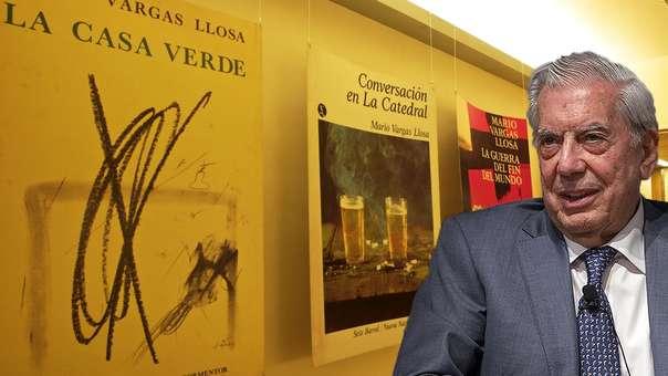 Mario Vargas Llosa será homenajeado en la FIL Lima 2019