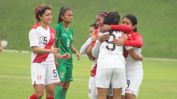 Perú venció 4-0 a Bolivia en amistoso de cara a los Panamericanos