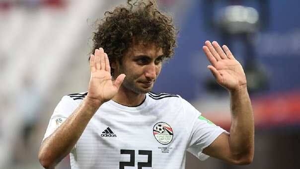 El jugador de 25 años fue excluido de su selección el miércoles luego de haber sido acusado de acoso por varias mujeres.