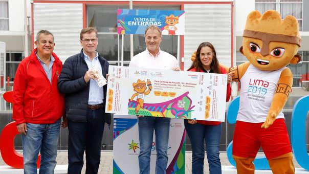 Parapanamericanos Lima 2019