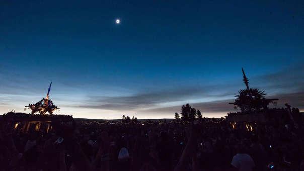 El eclipse se verá de forma parcial en todo el Perú, con un mayor porcentaje de oscurecimiento en el sur, principalmente en Arequipa, Moquegua, Tacna y Puno.