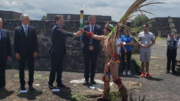 Lima 2019 | La antorcha panamericana llegó al Cusco | Juegos