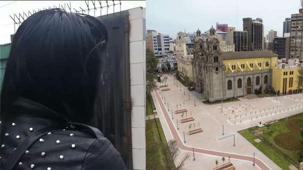La joven señaló a RPP que ha recibido poco apoyo en la Comisaría de Miraflores al denunciar los tocamientos indebidos.