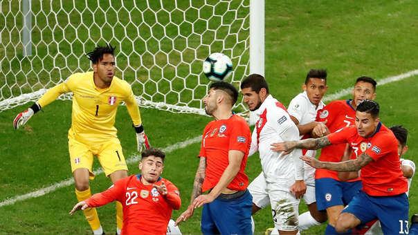 Perú vs. Chile