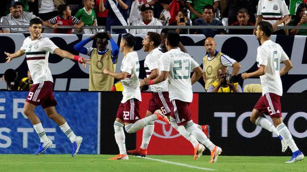 EEUU CONCACAF COPA ORO