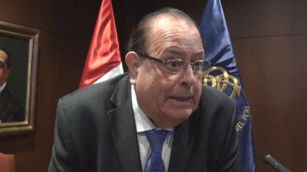 Julio Velarde también estimó que el PBI peruano en junio será mejor que el registrado en mayo.