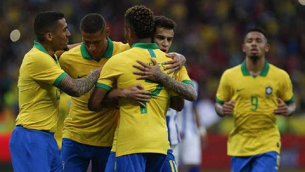 Resultado de imagen para Brasil seleccion final