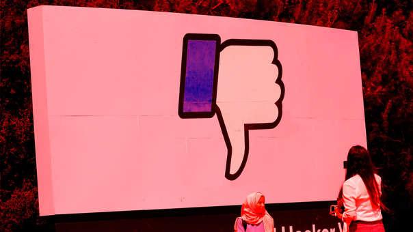 Alarma en Internet. Facebook tuvo problemas el miércoles.