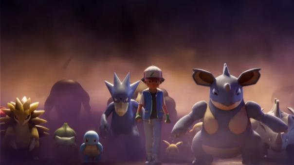 'Pokémon: Mewtwo Strikes Back Evolution'