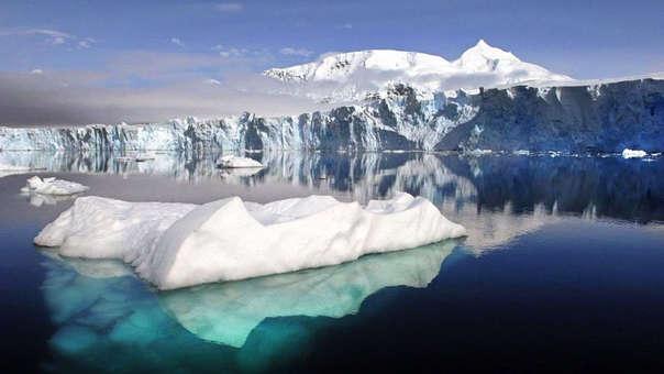 La Antártida se deshiela
