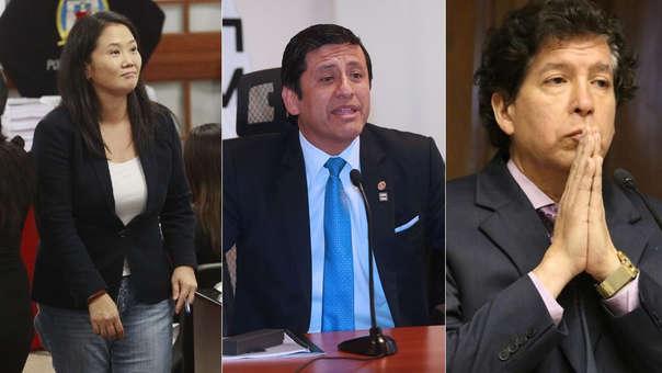 Fujimori se contactó con magistrados para beneficiarse.