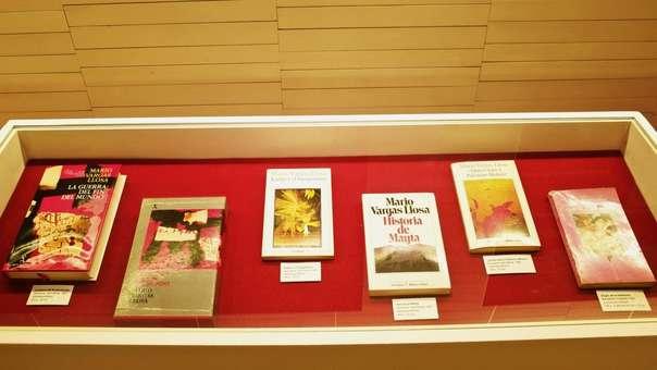 Obras de Mario Vargas LLosa