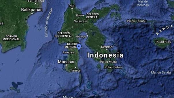 INDONESIA SISMO