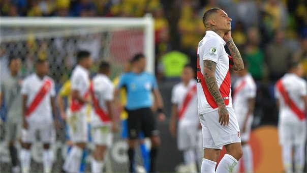 Peru Vs Brasil Se Termino El Sueno La Bicolor Perdio 1 3 Ante La Canarinha En La Final De La Copa America 2019 Rpp Noticias