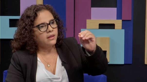 Fiscal Rocío Esmeralda Sánchez