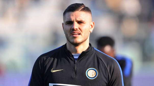 No va más: Antonio Conte le confirmó a Icardi que no lo quiere en el Inter