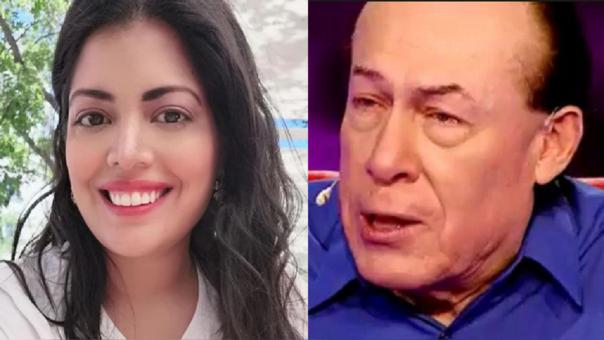 Clara Seminara y Enrique 'Yuca' Espejo