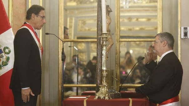 Luis Jaime Castillo Butters será nuevo ministro de Cultura.