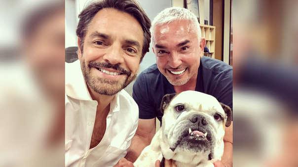 Eugenio Derbez reveló que le desfiguraron un lado del rostro en golpiza por defender a un perro