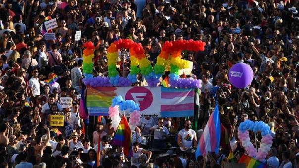 El matrimonio homosexual estaba prohibido en Irlanda.