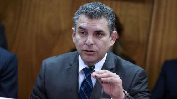 Fiscal superior Rafael Vela