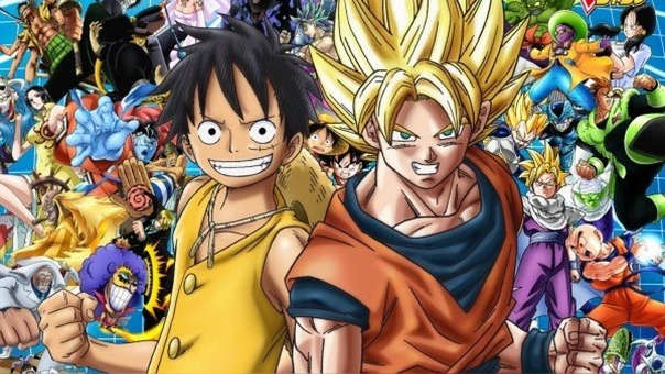 Ambas series son producidas por Toei Animation.
