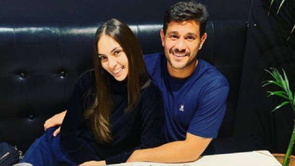 Natalie Vértiz y Yaco Eskenazi celebran cuatro años de matrimonio.