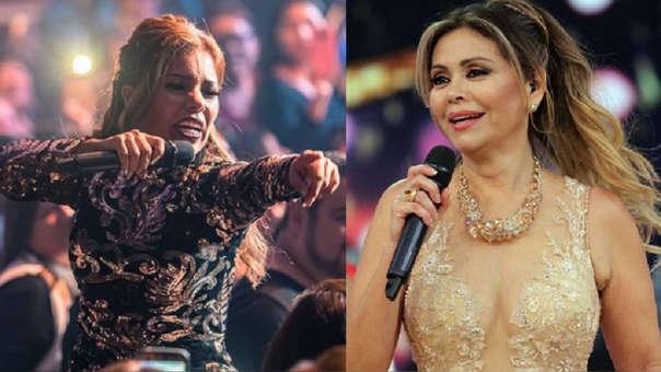 Susan Ochoa feliz porque ingresó como jurado a un reality concurso de otro canal de televisión.