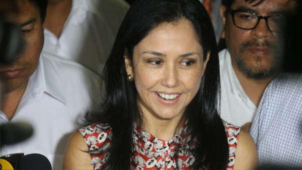Nadine Heredia respondió sobre la interrogación a ex funcionario de OAS.