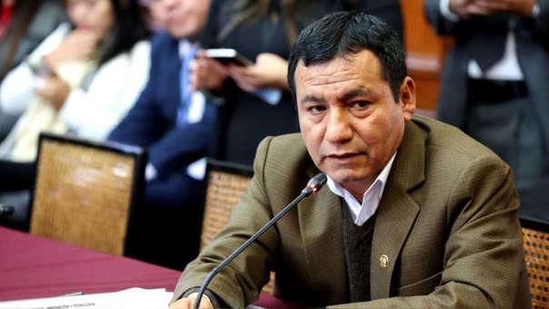 El congresista Joaquín Dipas fue condenado a 5 años de prisión por delito de colusión.