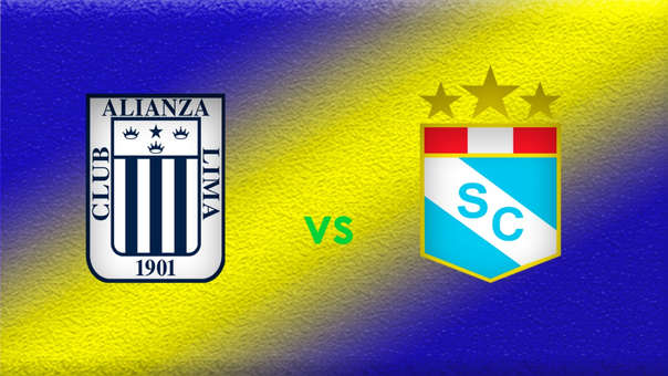 Alianza Lima vs. Sporting Cristal por la Liga 1 Movistar