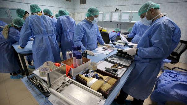 Existen 45 universidades que ofrecen la carrera de Medicina.