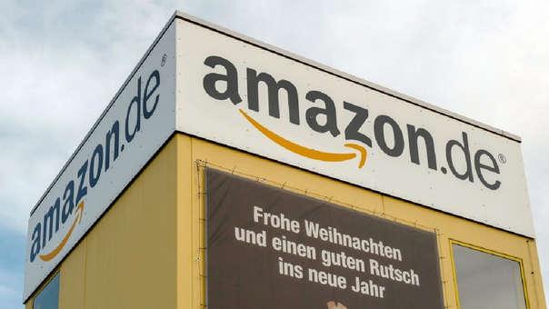 Empleados de Amazon en Alemania inician una huelga