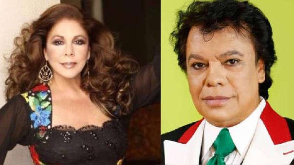 Isabel Pantoja revela que Juan Gabriel le pidió matrimonio.