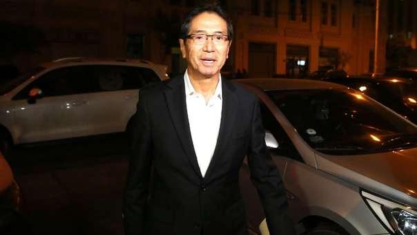 Jaime Yoshiyama cumple  36 meses de prisión preventiva por el caso Odebrecht.
