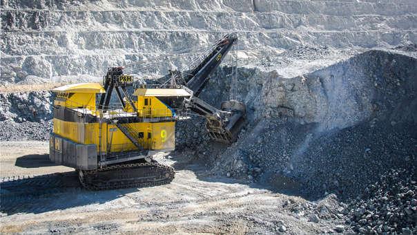 De enero a mayo, la región Arequipa lideró la producción cuprífera en el país con una producción de 198 mil toneladas métricas finas, seguida por Ancash con 193 mil TMF y Apurímac con 155 mil TMF.