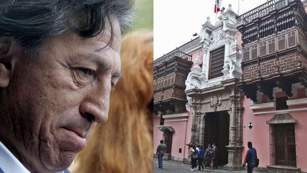 Cancillería se pronuncia sobre detención de Alejandro Toledo