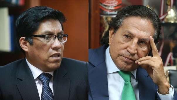 El ministro señaló que el plazo del proceso de extradición se está cumpliendo.