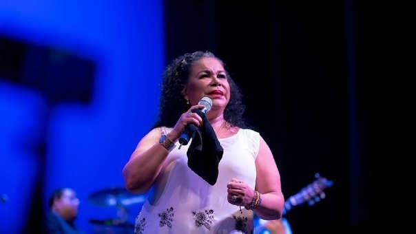 Eva Ayllón ofrecerá su concierto por Fiestas Patrias el próximo 28 de julio en Lima.