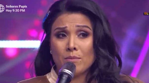 Tula Rodríguez volvió a realizar una coreografía tras diez años de haberse retirado del baile.