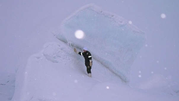 Ola del calor en el Ártico