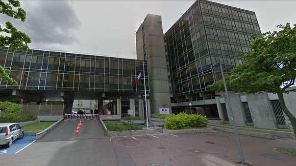 Sede de la policía donde ocurrió el incidente.
