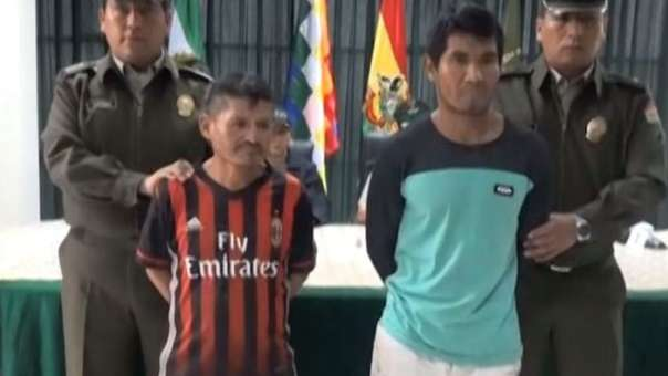 Los dos adultos detenidos por el caso