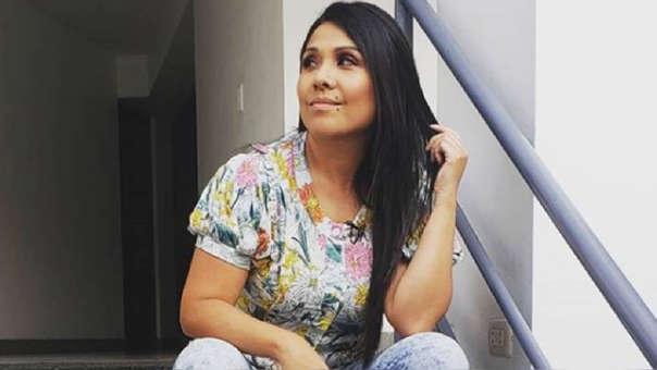 Tula Rodríguez responde a criticas que recibió por volver a bailar en lentejuelas.