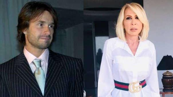 Christian Suárez se pronunció ante amenazas de su expareja Laura Bozzo.