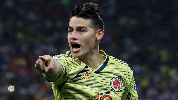 Para cualquier equipo: Real Madrid le puso precio final a James Rodríguez